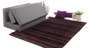 broom otto gri yatakli kanepe