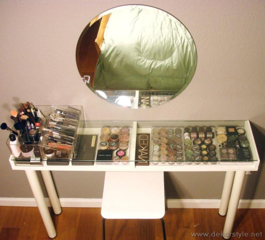 İkea Makyaj Masası : Büyük Makyaj Masaları