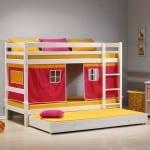 Çadırlı Ranza Çocuk Odası