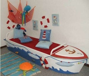 Çocuk oda dekorasyonu