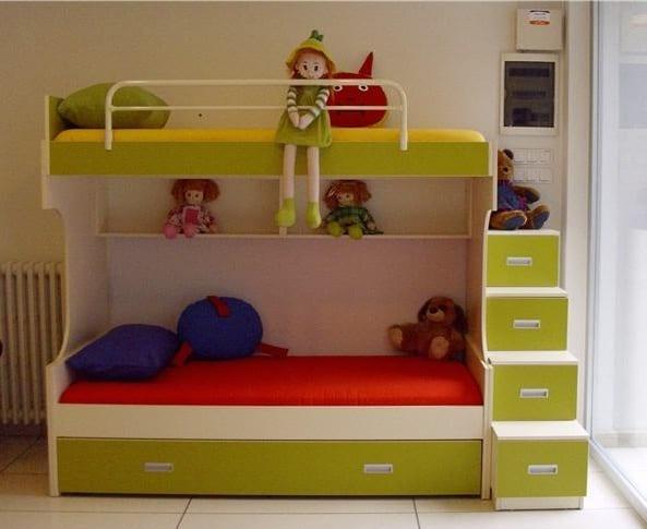 Çocuk Odaları için Ranza Modelleri