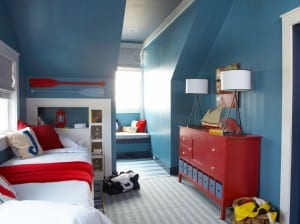 Denizci çocuk oda