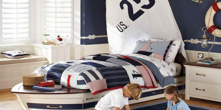 Deniz Temalı Çocuk Odası Dekorasyon Önerileri