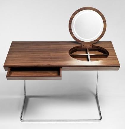 Fonksiyonlu ikea makyaj masası