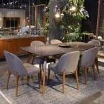 fuga mobilya modern yemek odasi modelleri