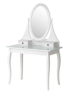 İkea Makyaj Masası : Aynalı Tuvalet Masası