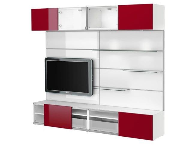 ikea modern tv unitesi modelleri