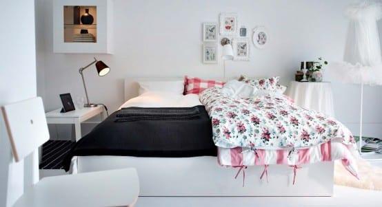 ikea modern yatak odası modelleri