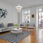iskandinav stili dekorasyonlari