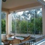 kapalı cam balkon