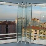 katlanir cam balkon sistemleri