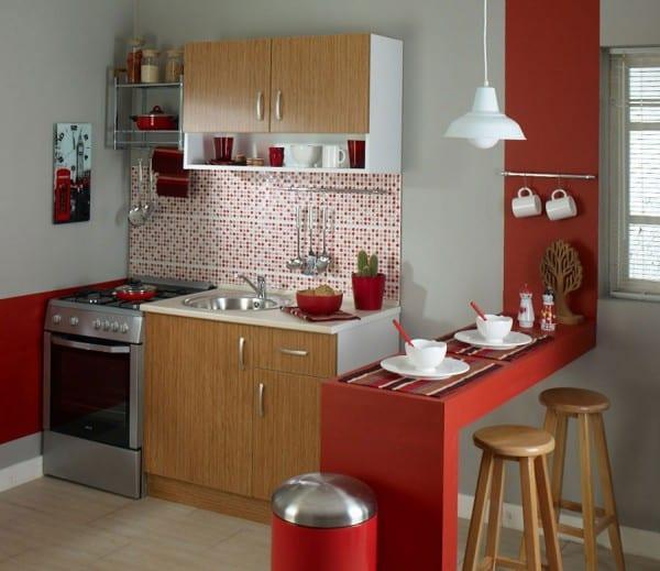 koçtaş küçük mutfak dolapları
