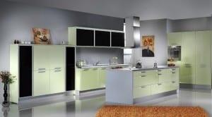 lemon ultra modeli istikbal regina mutfak dolapları