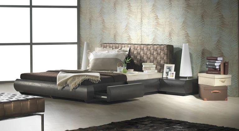 milano mobilya papatya yatak odasi