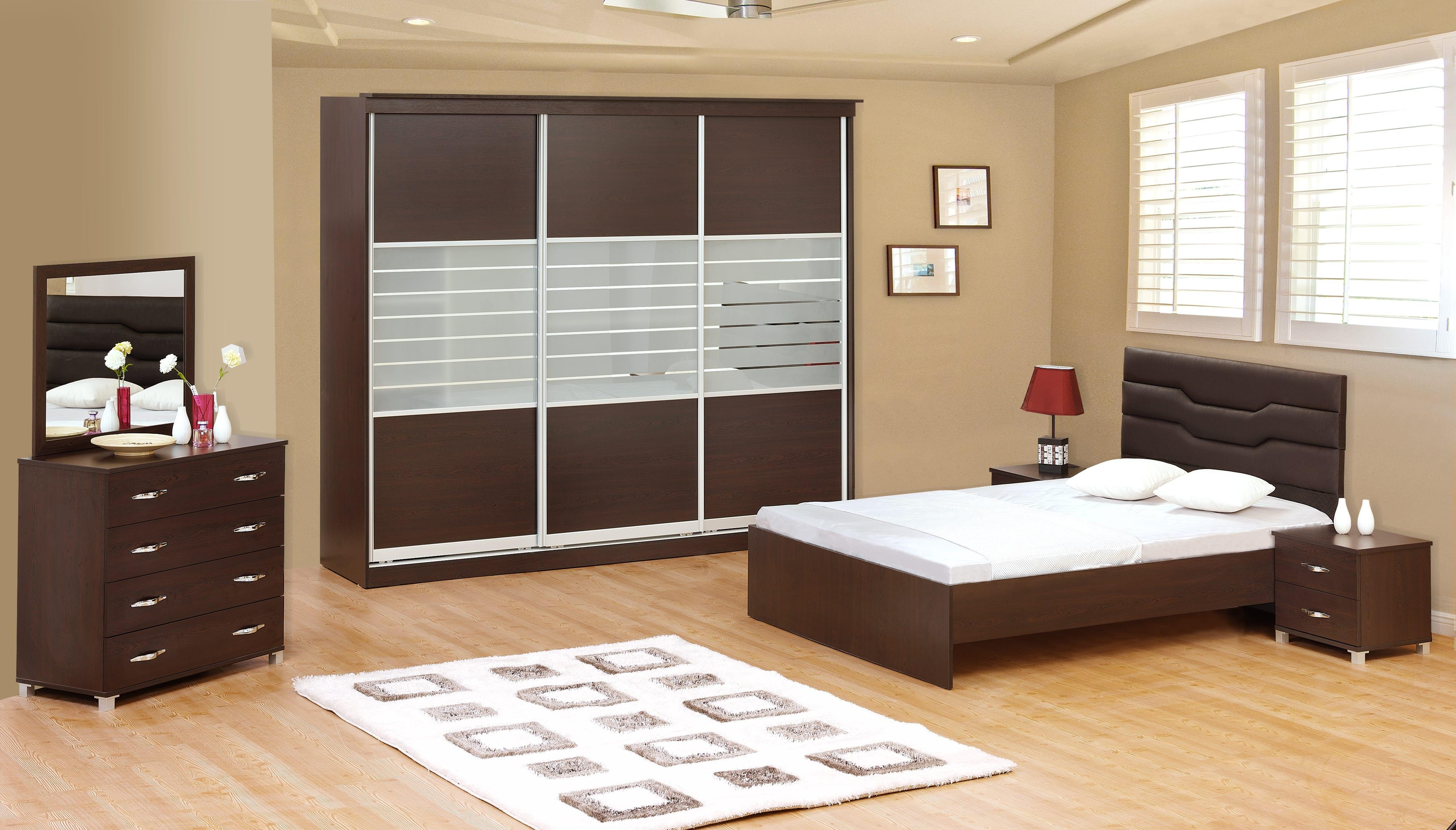 milano mobilya yatak odalari