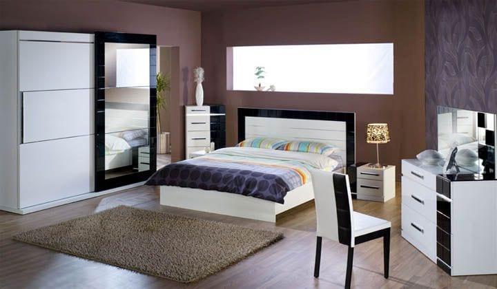 mondi yatak odasi mobilya modelleri