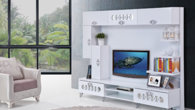 Weltew Mobilya  Duvar Ünitesi Modelleri