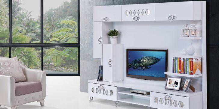 Weltew Mobilya 2015 Duvar Ünitesi Modelleri