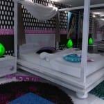origami etkileyici yatak odasi