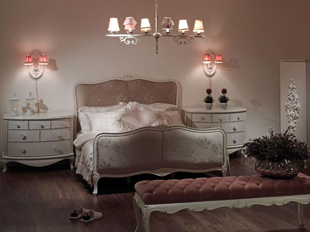 origami klasik yatak odasi modeli
