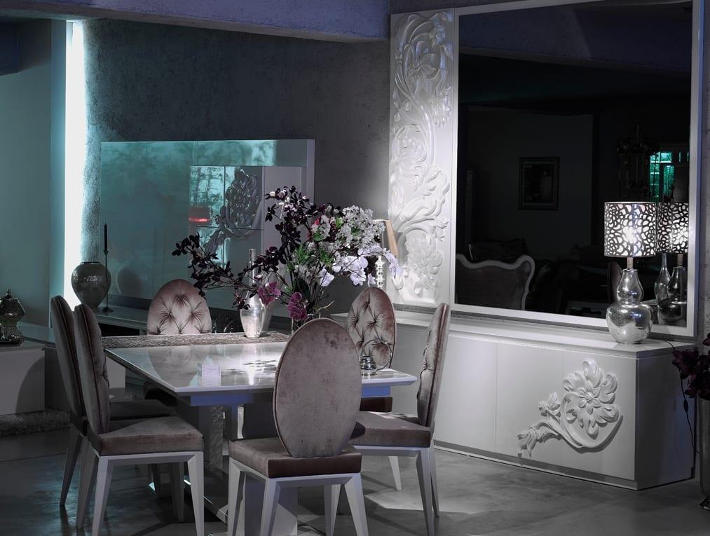 origami yemek odasi flamenco