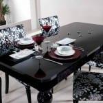 panello napoli yemek masası