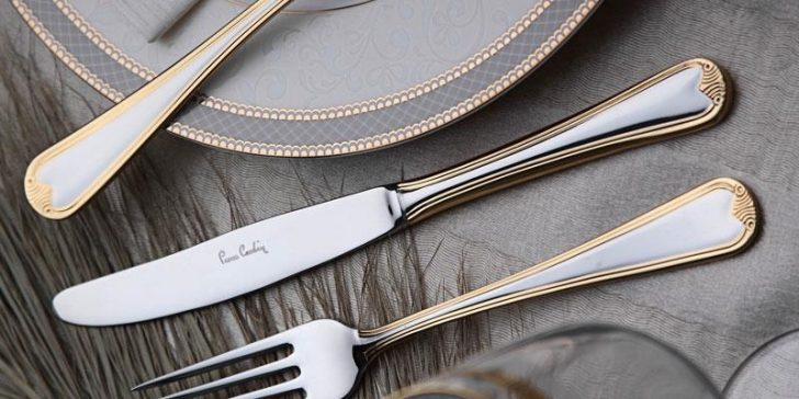 Pierre Cardin den 2015 Çatal Kaşık Bıçak Takımları