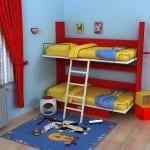 Ranzalı Çocuk Odaları