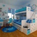 Ranzalı Erkek Çocuk Odası