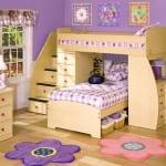 Ranzalı Kız Çocuk Odası