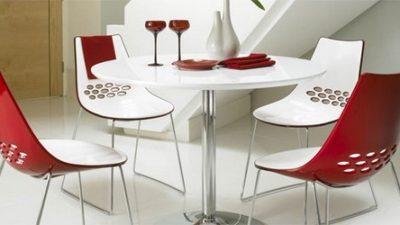 Tekzen Modern Mutfak Masası Modelleri