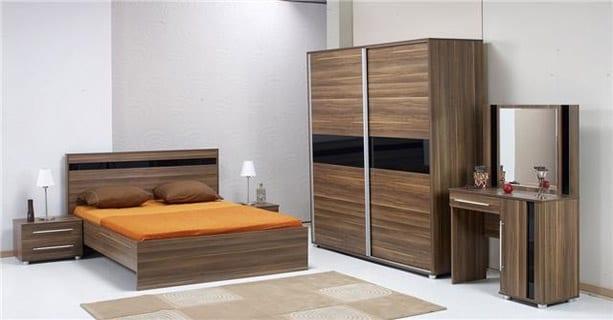 tekzen yatak odasi modelleri