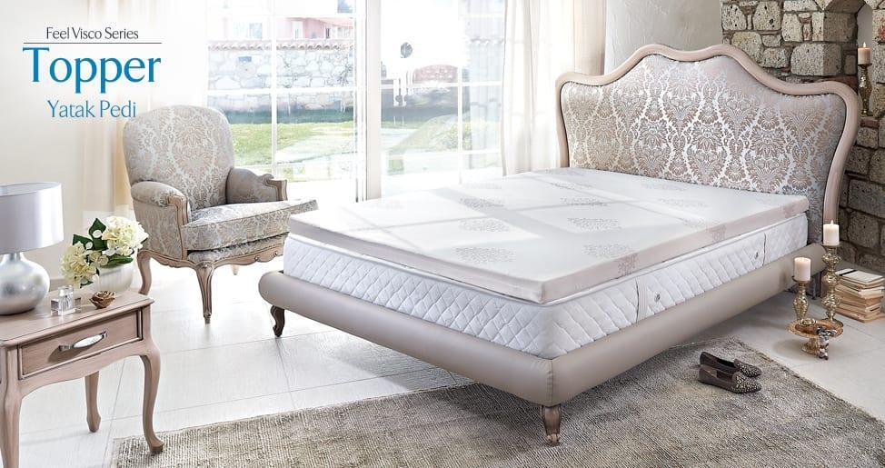 topper yatak ped