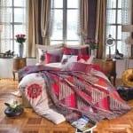 vande çift kişilik yatak örtüsü