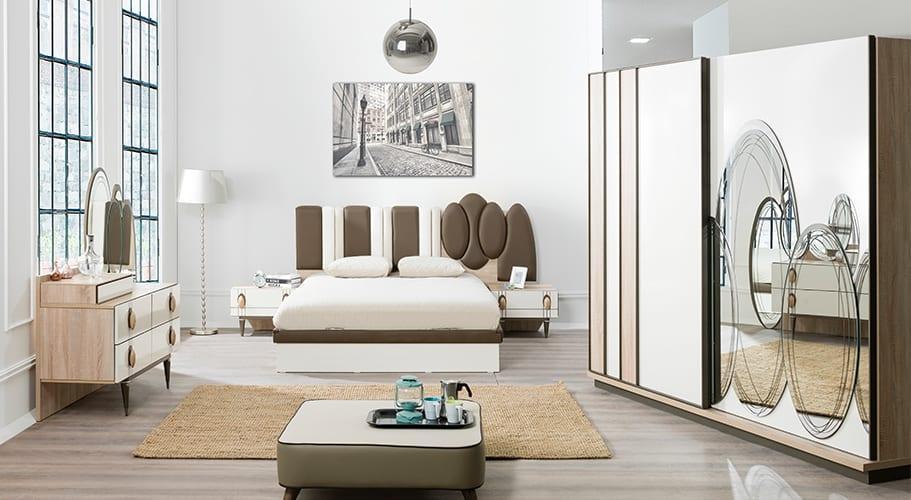 Yeni trend weltew yatak odas modelleri 2019 dekor style for Mobilya yatak odasi