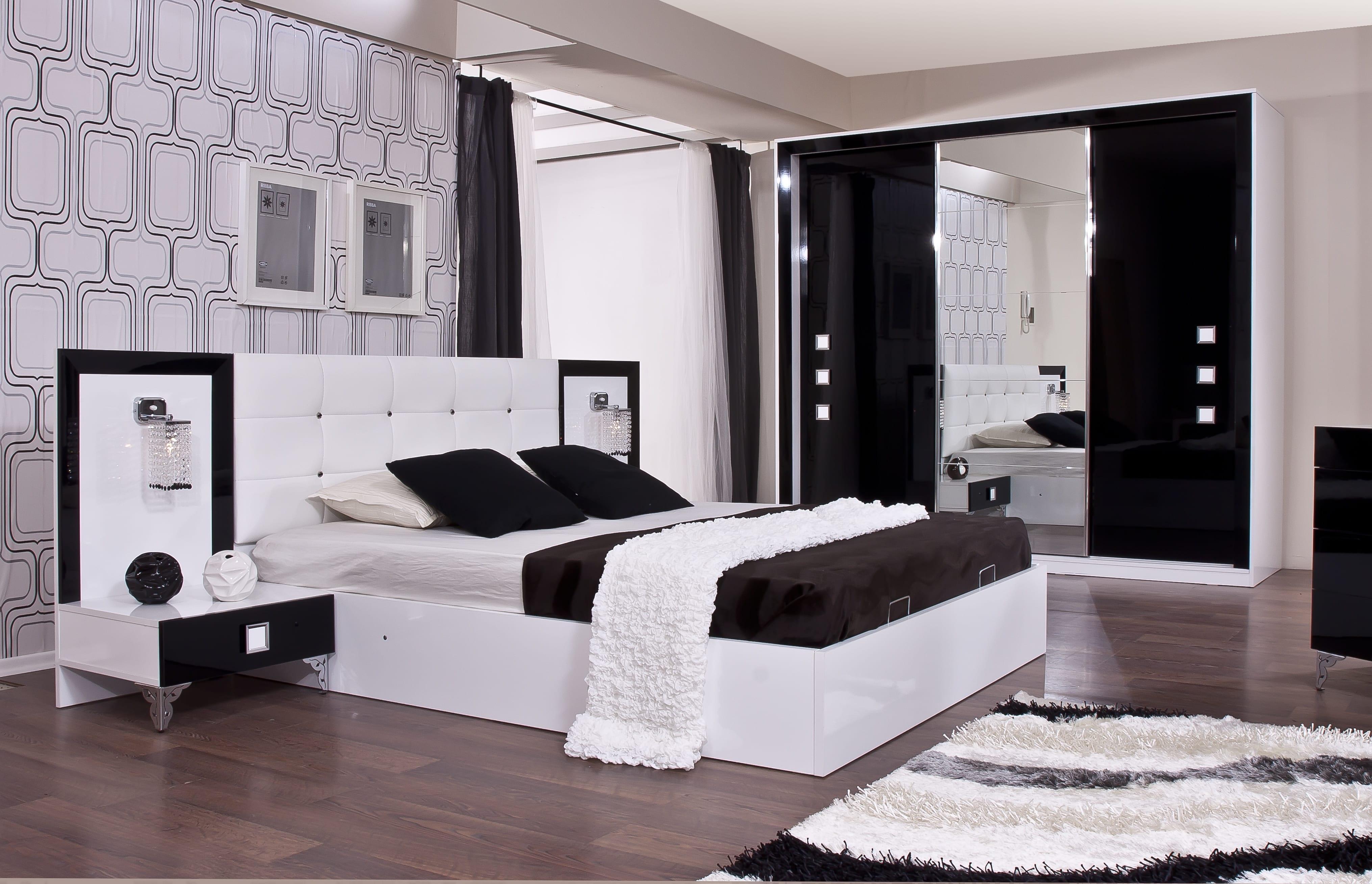 yatak odasi modelleri dekorstyle