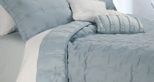 Yataş Mavi Yatak Örtüsü