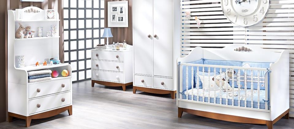 yeni moda dogtas bebek odalari