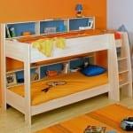 Yeni Moda Ranzalı Çocuk Odaları