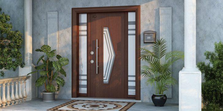 Yeni Trend 15 Farklı Dış Mekan Kapı Modeli