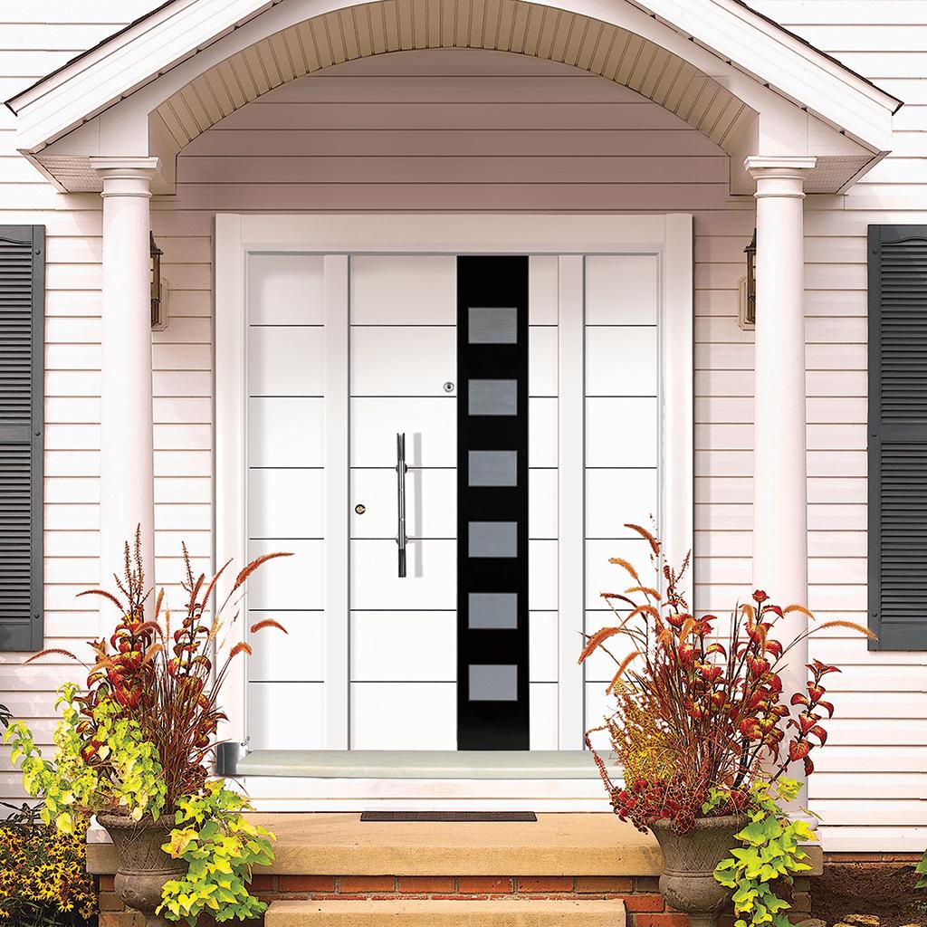 Yeni Trend 15 Farklı Dış Mekan Kapı Modeli Dekorstyle