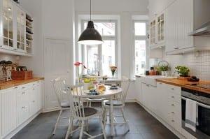 İkea modern Mutfak Dolaplari