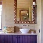 2015 dekoratif banyo aynalari