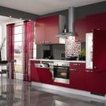 2015 renkli modern mutfak modelleri
