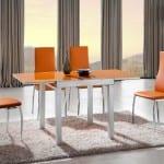 2015 yeni moda mutfak masasi modelleri