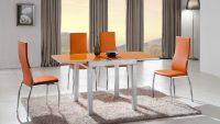 Rengarenk Yeni Moda Mutfak Masası Modelleri 2015