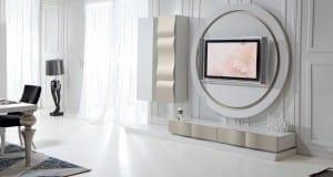 ZEBRANO MOBİLYA TV UNİTESİ ANELLO