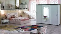 Aldora Mobilya 2015 Modern Yatak Odası Modelleri