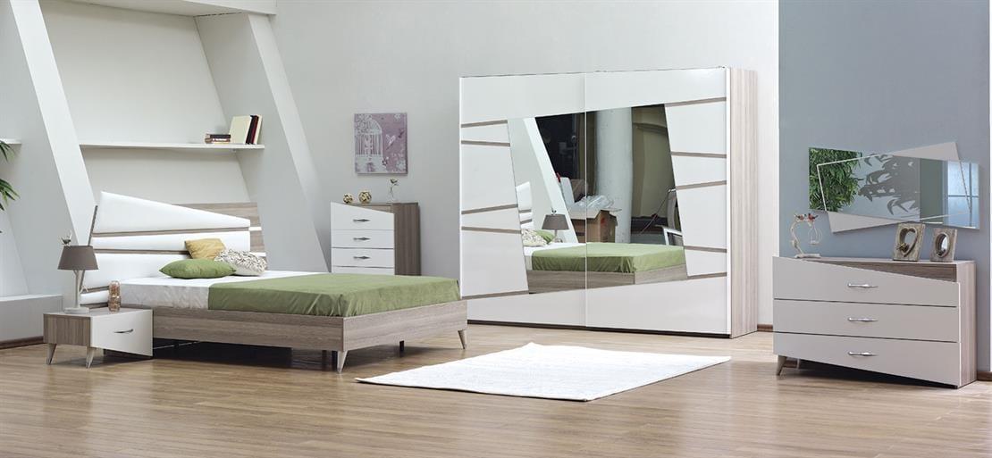 aldora modern yatak odasi