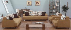 Aldora oturma odası koltuk takımı